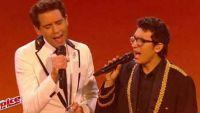 """Replay """"The Voice"""" : Vincent Vinel & Mika « Yesterday » des Beatles en finale (vidéo)"""