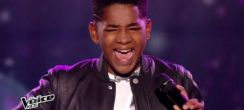 "Replay ""The Voice Kids"" : Lisandro chante « Run to You » en finale (vidéo)"