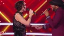 "Replay ""The Voice"" : Battle Candice Parise / R'Nold « The One's For You » de David Guetta (vidéo)"