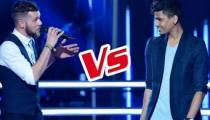 "Replay ""The Voice"" : La Battle Claudio / Laurent Pierre « Mathilde » de Jacques Brel (vidéo)"