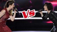 """Replay """"The Voice"""" : La Battle Isa Koper / Alcidia « L'envie » de Johnny Hallyday (vidéo)"""