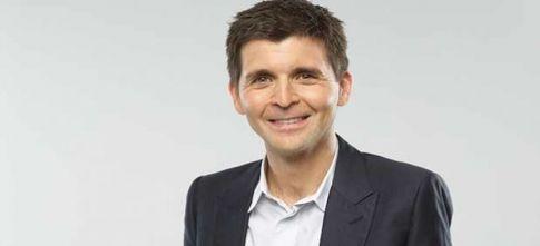 France Télévisions annonce l'arrivée de Thomas Sotto sur France 2