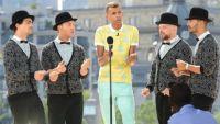 """1ères images de """"L'été Indien"""" avec Stromae, Garou, Xavier Dolan samedi 16 août sur France 2"""