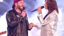 "Replay ""The Voice"" : Nicola Cavallaro & Zazie « Time After Time » en finale (vidéo)"