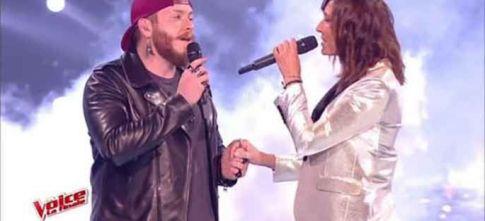 "Replay ""The Voice"" : Nicola Cavallaro & Zazie « Time After Time » en finale (vidéo)"