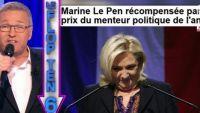 """Replay """"On n'est pas couché"""" : le Flop Ten de Laurent Ruquier du 13 février 2016 (vidéo)"""