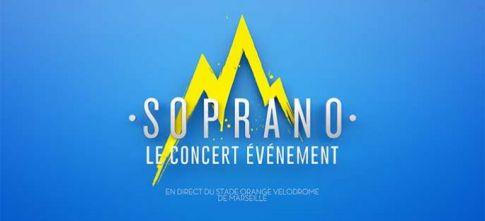 Le concert de Soprano à Marseille diffusé en direct sur TMC samedi 7 octobre
