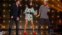 """""""The Voice Kids"""" : les coachs ouvrent la 4ème saison sur le titre « Uptown funk » de Bruno Mars (vidéo)"""