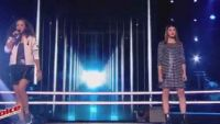 """Replay """"The Voice"""" : Battle Lucie / Syrine « Can't Feel My Face » de WeekNd (vidéo)"""