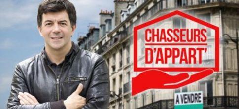 """M6 va diffuser 3 numéros de """"Chasseurs d'appart"""" en prime time avec Stéphane Plaza"""