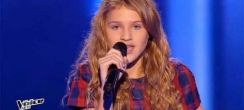 "Replay ""The Voice Kids"" : Lou chante « Carmen » de Stromae (vidéo)"