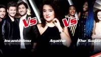 "Replay ""The Voice"" : l'épreuve ultime de Incantèsimu, Agathe et The Sugazz (vidéo)"