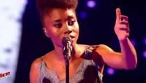 """Replay """"The Voice"""" : Ann-Shirley chante « Marcel » de Christophe Maé (vidéo)"""