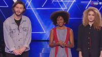 """Replay """"The Voice"""" : l'audition finale d'Ecco, Yvette et Billy Boguard  (vidéo)"""