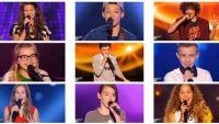 """Replay """"The Voice Kids"""" : voici les 9 talents sélectionnés samedi 3 septembre (vidéo)"""
