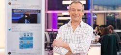 """Laurent Bignolas aux commandes de """"Télématin"""" à la rentrée sur France 2"""