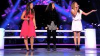 """Replay """"The Voice Kids"""" : battle Virginia, Naya & Victoria « Let Her Go » de Passenger (vidéo)"""