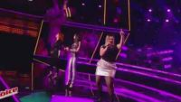 "Replay ""The Voice"" : Karia / Lisa Mistretta / Lily Berry « Bang Bang » (vidéo)"
