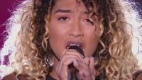 "Replay ""The Voice"" : Djeneva chante « Chained to the rhythm » de Katy Perry (vidéo)"