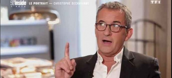 """50mn Inside"" : Christophe Dechavanne, son portrait en 5 dates (vidéo, replay)"