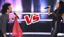 "Replay ""The Voice"" : La Battle Lena Woods / Araz « What's Up » de 4 Non Blondes (vidéo)"