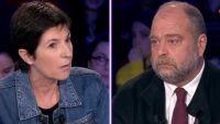 """""""On n'est pas couché"""" : le clash entre Éric Dupond-Moretti et Christine Angot (vidéo)"""