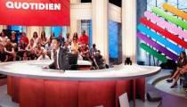 """La dernière de """"Quotidien"""" sera diffusée le 30 juin sur TMC et prolongée jusqu'à 21:30"""