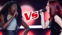 "Replay ""The Voice"" : La Battle Oma Jali / Jessie Lee « Walk the Way » d'Areosmith & Run DMC (vidéo)"