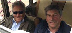Gilbert Montagné tourne un documentaire pour France 3 Paris Ile de France