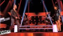 """Replay """"The Voice"""" : regardez la battle Mélissa Maugran / Alex sur « Eye of the Tiger » de Survivor (vidéo)"""