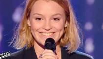 """Replay """"The Voice"""" : Hélène chante « La nuit je mens » d'Alain Bashung (vidéo)"""