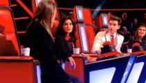 """""""The Voice"""" : regardez ce que pensent les coachs de l'arrivée de Zazie sur la saison 4 (vidéo)"""