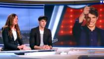 """The Voice"" : revoir l'interview de Lilian Renaud & Zazie au JT de 20H de TF1 (replay vidéo)"