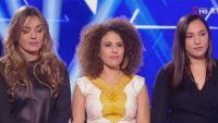 """Replay """"The Voice"""" : l'audition finale de Meryem, Thana-Marie et Yasmine Ammari (vidéo)"""