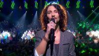 """Replay """"Rising Star"""" : Fabien Incardona interprète « SOS d'un terrien en détresse »  (vidéo)"""
