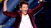 """Replay """"The Voice Kids"""" : Marco chante « Un autre monde » de Téléphone en demi-finale (vidéo)"""