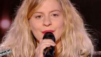 """Replay """"The Voice"""" : Elise Melinand chante « You're The One That I Want » de Grease (vidéo)"""