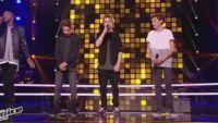 "Replay ""The Voice Kids"" : battle Yann / Dylan / Anagram sur « American Boy » Estelle & Kanye West (vidéo)"