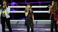 "Replay ""The Voice Kids"" : battle Phoebe, Satine et Eyma sur « Forever Young » d'Alphaville (vidéo)"
