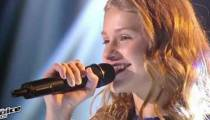 "Replay ""The Voice Kids"" : Lou chante « One moment in time » de Whitney Houston en finale (vidéo)"