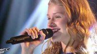 "Replay ""The Voice Kids"" : Lou chante « One moment in time » de Whitney Houston en finale (vidéo)"