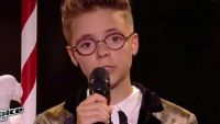 "Replay ""The Voice Kids"" : Amandine chante « La foule » d'Edith Piaf en direct (vidéo)"
