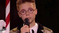"""Replay """"The Voice Kids"""" : Amandine chante « La foule » d'Edith Piaf en direct (vidéo)"""