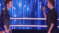 "Replay ""The Voice"" : Battle Sacha / Enzo « Alter Ego » Jean-Jacques Goldman (vidéo)"