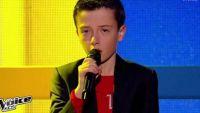"Replay ""The Voice Kids"" : Lisandru chante « Que tu reviennes » de Patrick Fiori (vidéo)"