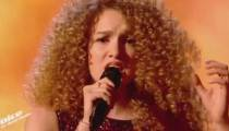 """Replay """"The Voice"""" : Ecco chante « Rolling in the Deep » d'Adele (vidéo)"""