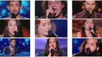 """Replay """"The Voice"""" samedi 24 février : voici les 10 talents sélectionnés cette semaine (vidéo)"""