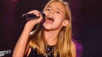 "Replay ""The Voice Kids"" : Romane chante « Call Me » de Blondie (vidéo)"