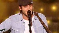 """Replay """"The Voice"""" : Romain chante « Il est où le bonheur » de Christophe Maé (vidéo)"""