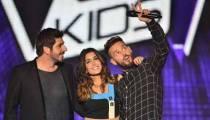 """Finale de """"The Voice Kids 3"""" en présence de Slimane, Claudio Capéo, Amir & Jane"""